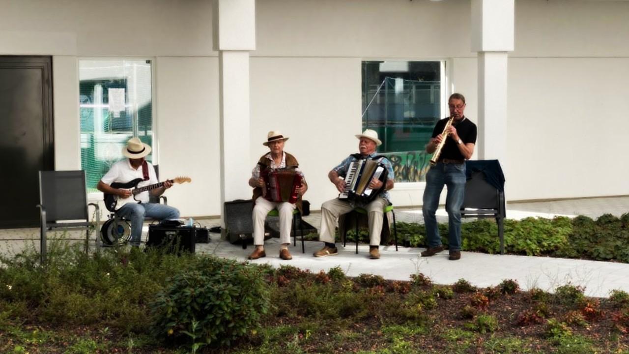 Musik-Konzert im Atrium